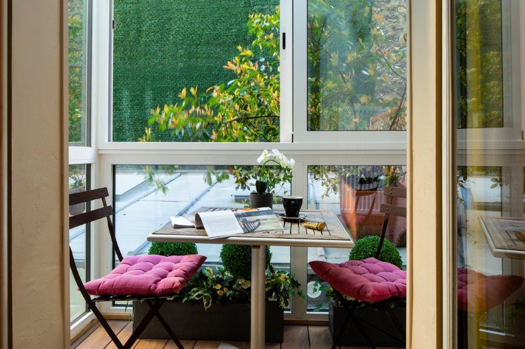 b timent de fa ade appartement luxe paris 16eme. Black Bedroom Furniture Sets. Home Design Ideas